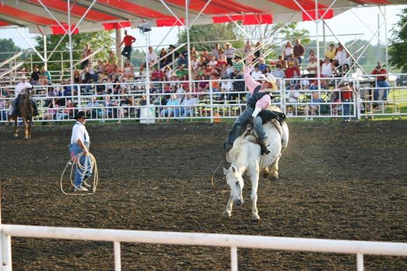 MRCA Finals Rodeo at Missouri State Fair