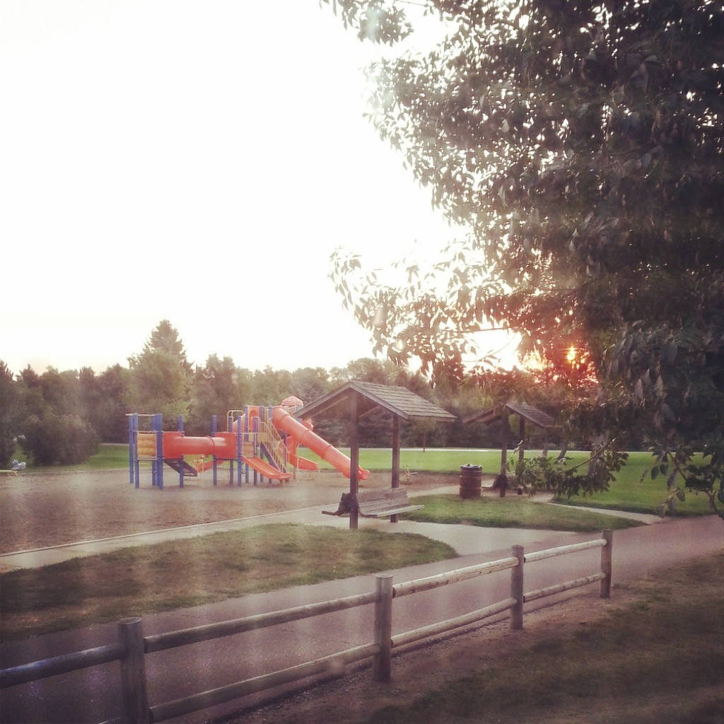 Wylie Park Campground, Aberdeen, SD