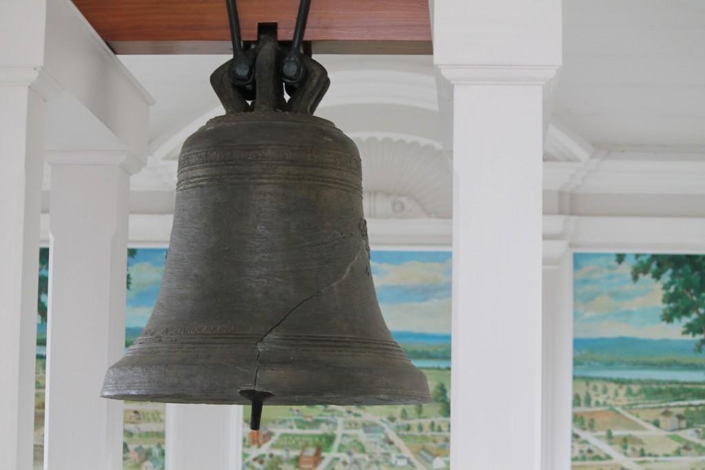 Kaskaskia State Bell Memorial