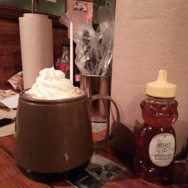 Cocoa at Lambert's