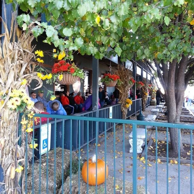 The line at Lambert's