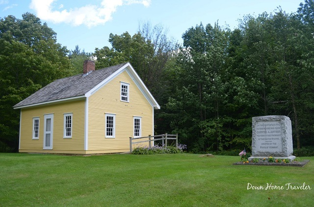 Birthplace of our 21st President: Chester A. Arthur