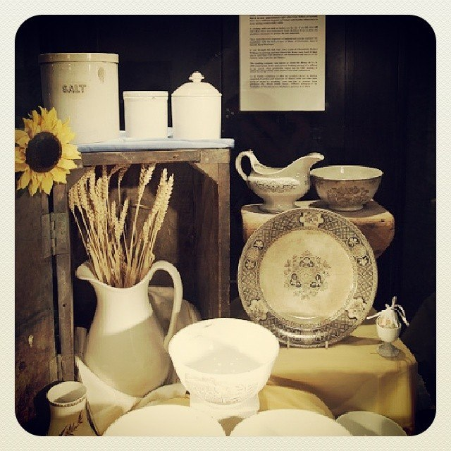 Early Belleek Pottery, Belleek Visitors Centre, County Fermanagh, Northern Ireland