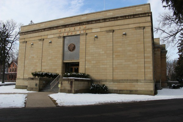 Hayes Presidential Library and Museum in Fremont, Ohio