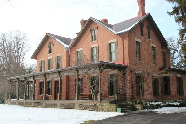 Spiegel Grove Hayes Presidential Center, Ohio
