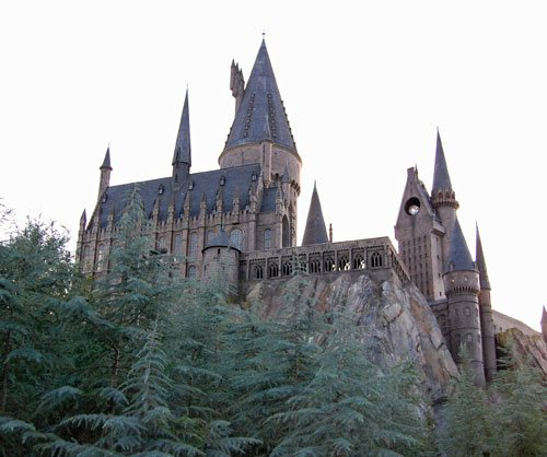 Hogwarts, Wizarding World of Harry Potter