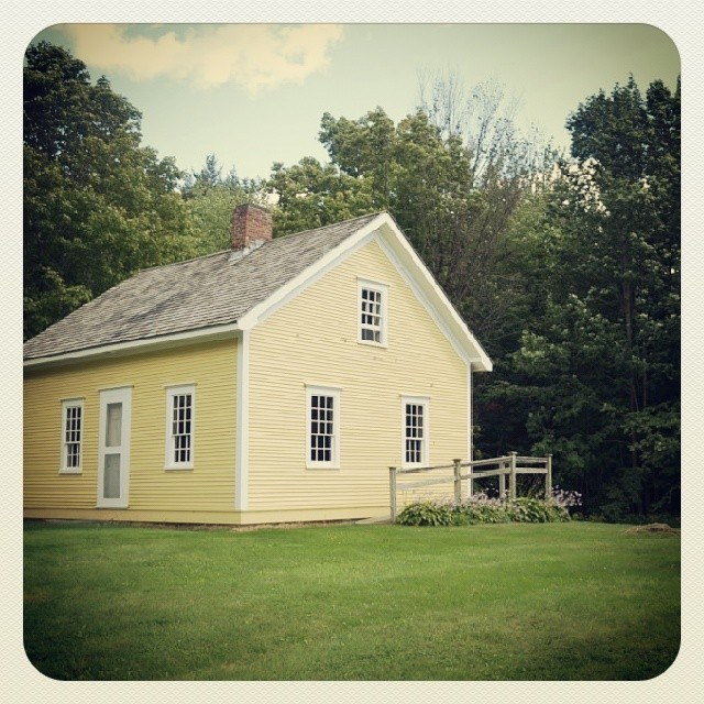 Chester A. Arthur birthplace in Vermont
