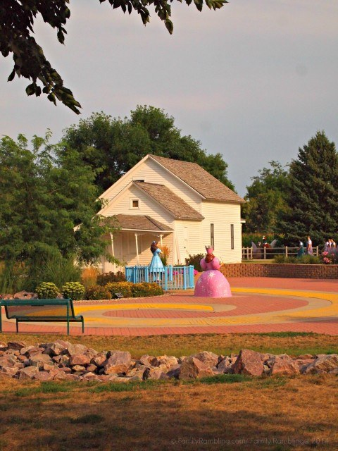 The Wizard of Oz at Storybook Land, Aberdeen, SD