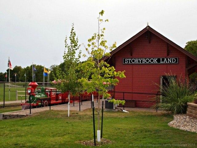 Storybook Land Express, Aberdeen, SD