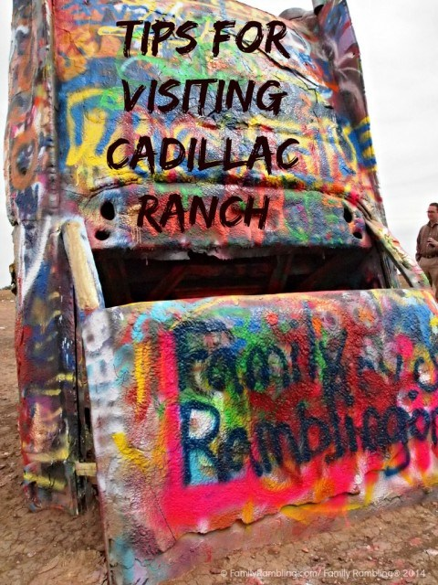 Tips for Visiting Cadillac Ranch