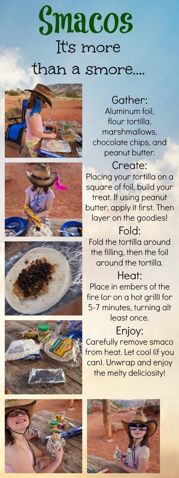 Family Camping Tips and Tricks + Our Favorite Campfire Treat