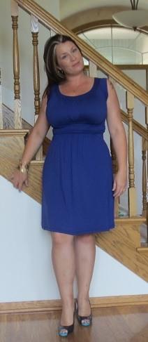 Kamile Jersey Ruched Detail Dress - Stitch Fix
