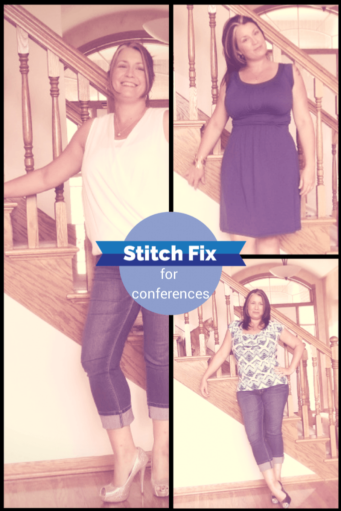 Using Stitch Fix for Conference Clothes