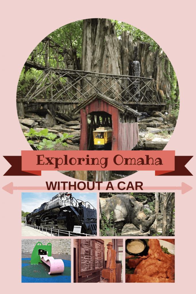 Exploring Omaha Without a Car