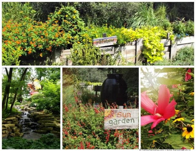 Lauritzen Gardens Omaha