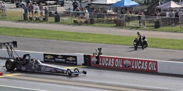 Top Fuel Race Car