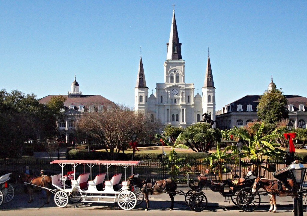 Family Activities Light Up New Orleans at Christmas