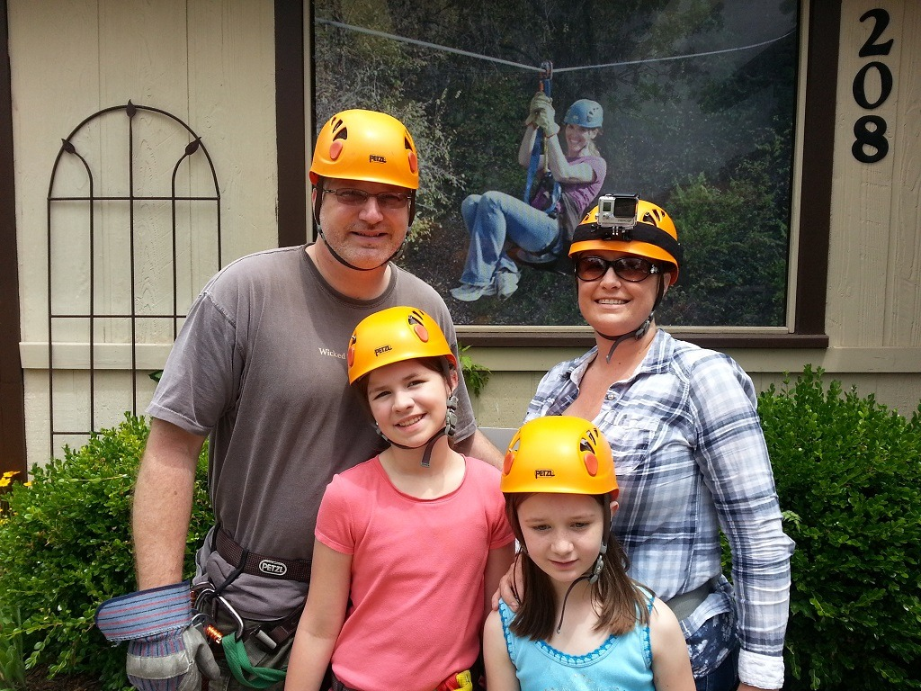 Is a Family Zipline Adventure for You?