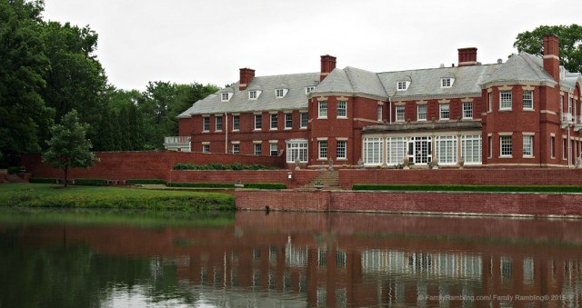 The Allerton Mansion at Allerton Park & Retreat Center, Monticello, IL