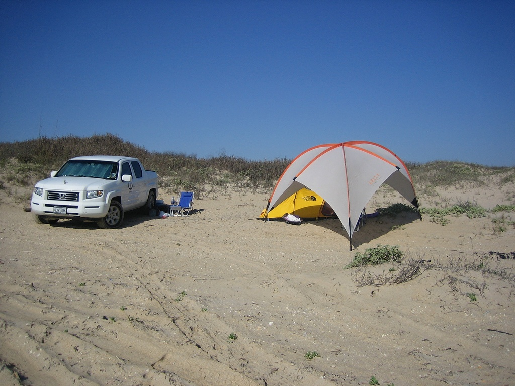 Best Beach Camping in the US