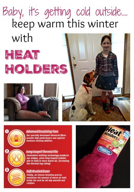 Keep warm this winter with Heat Holders . Thermal socks and leggings. Best winter wear.