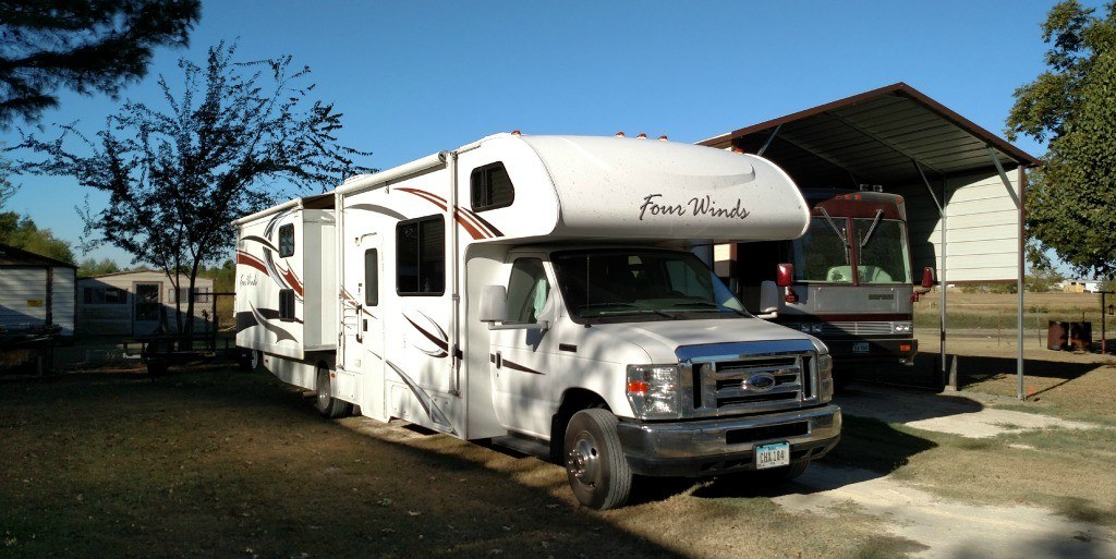 The flexibility of RV travel- boondocking. Following where the road - and circumstances- take you.
