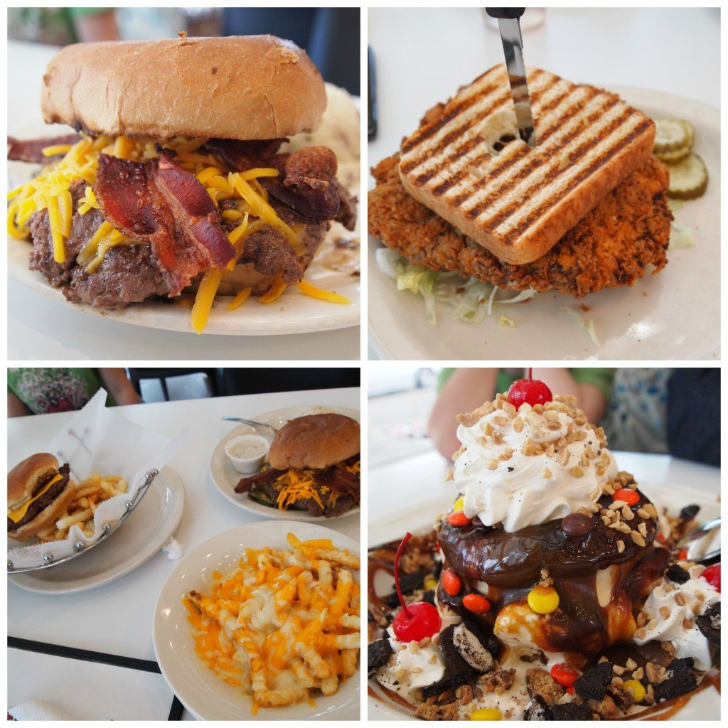 Dining at Pops on Route 66 in Oklahoma. Road Trip Food. 5 restaurants that are worth the stop.