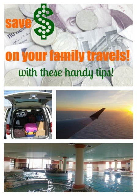 Tips to save money on travel. Family travel tips. #funfamilytravel | FamilyRambling.com