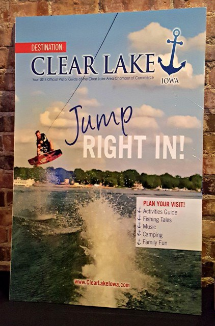Top camping tips in 2016 Destination: Clear Lake visitors guide. Find them online by clicking the image! camping tips | camping in Iowa | Midwest camping
