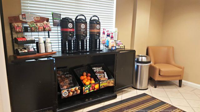 Grab & Go Breakfast at Extended Stay America: Hotel for a Family Vacation | FamilyRambling.com