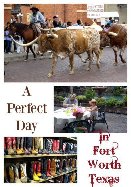 A Day in Fort Worth, Texas. Texas travel tips. FamilyRambling.com