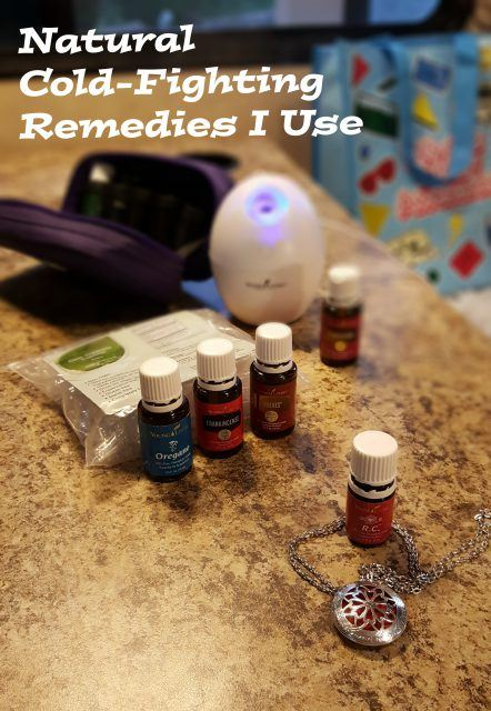My Natural Cold Fighting Remedies. Essential oils for health and wellness.