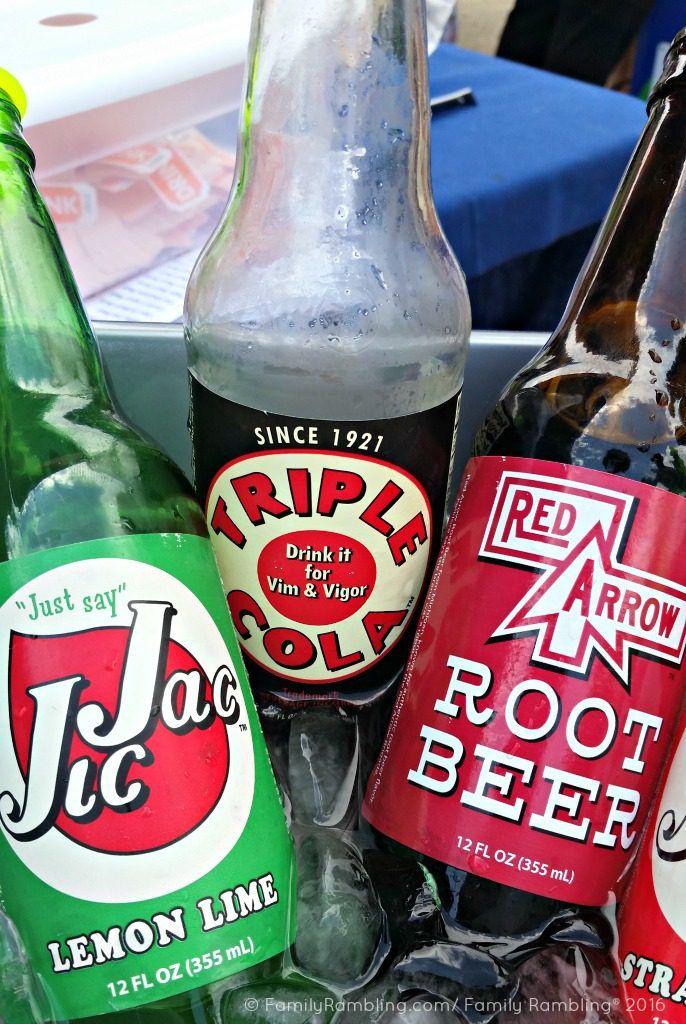 Triple Cola. Homer Soda Festival. Midwest festivals | Midwest travel tips | FamilyRambling.com