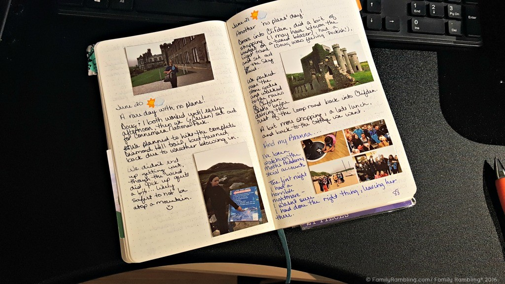 Photo Page: Find Your Bullet Journal Groove