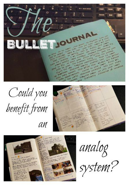 Could You Benefit from Bullet Journaling?