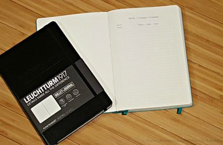 3 Ways to Begin Your Bullet Journal