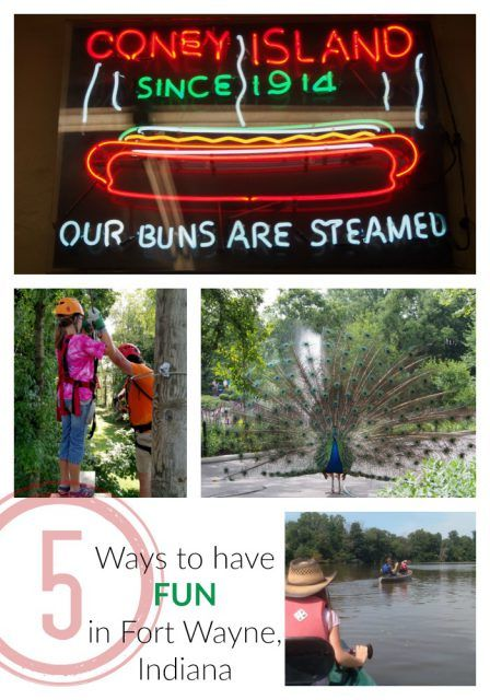 5 Ways to Have Fun in Fort Wayne, Indiana