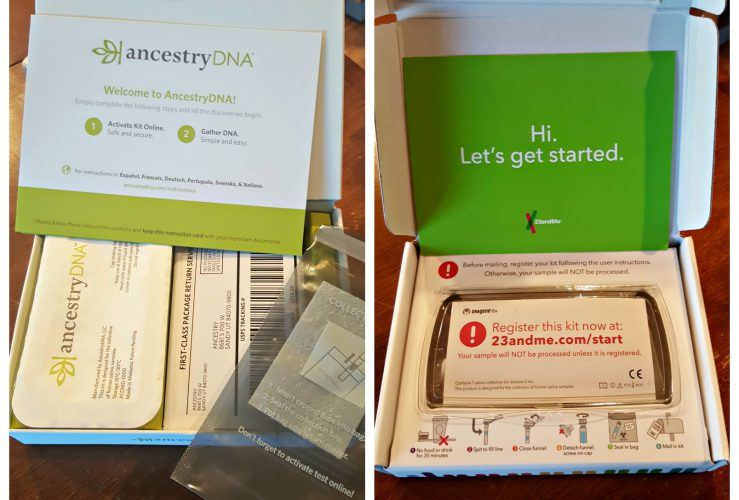 DNA Test Kits: Receiving Your Tests and Preparing Samples