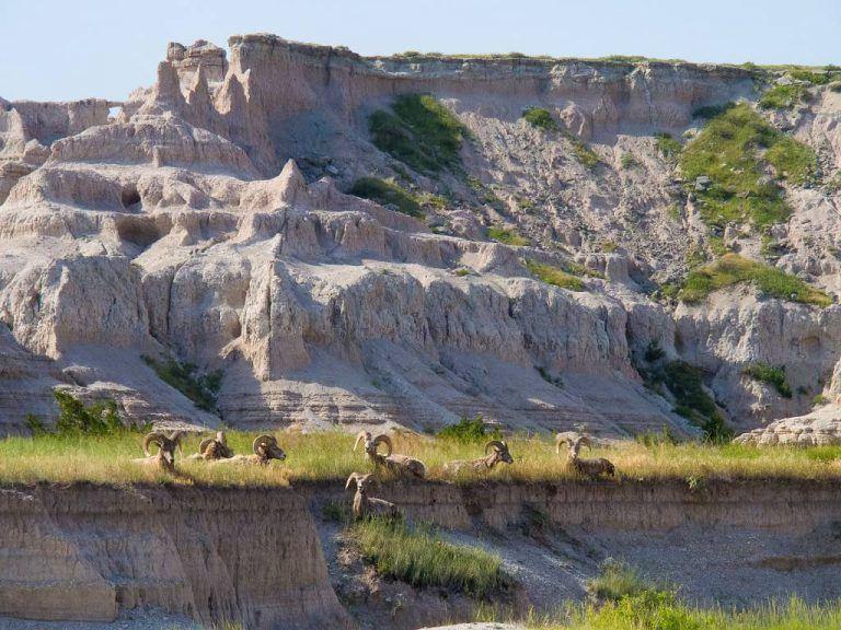 Otherworldly: Badlands National Park in South Dakota