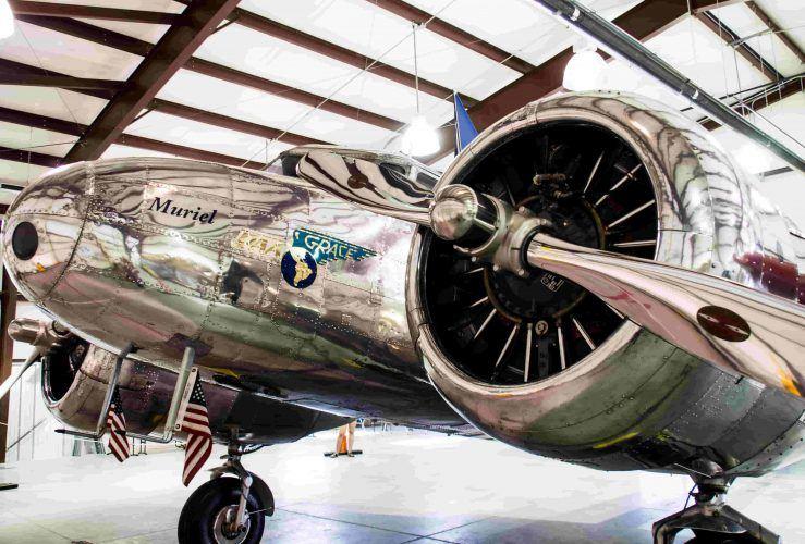Celebrating Amelia Earhart in Atchison, Kansas