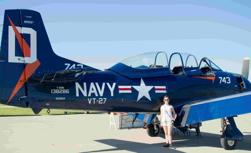 Navy aricraft