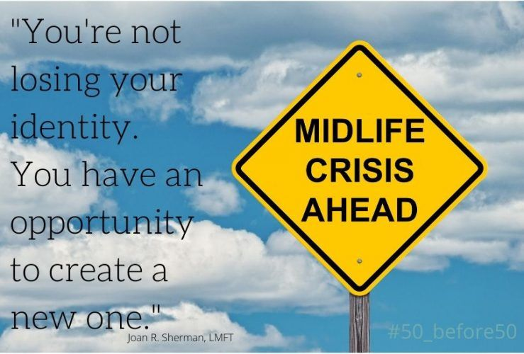 Am I Having a Midlife Crisis? #50_before50
