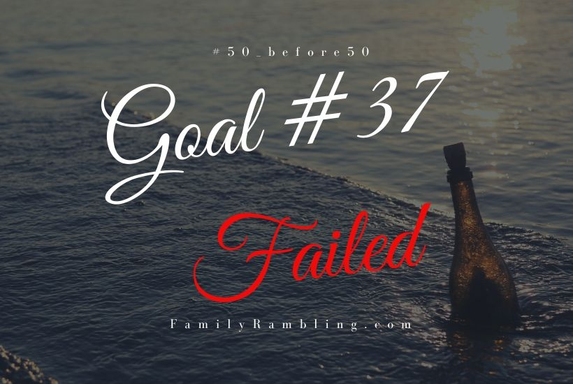 Goal 37 fail #50_before50