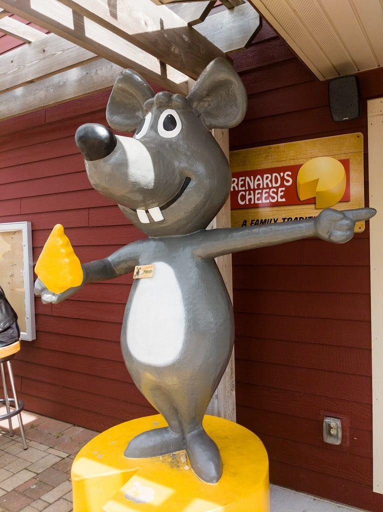 Renards-Cheese-mouse-Door-County-Wisconsin
