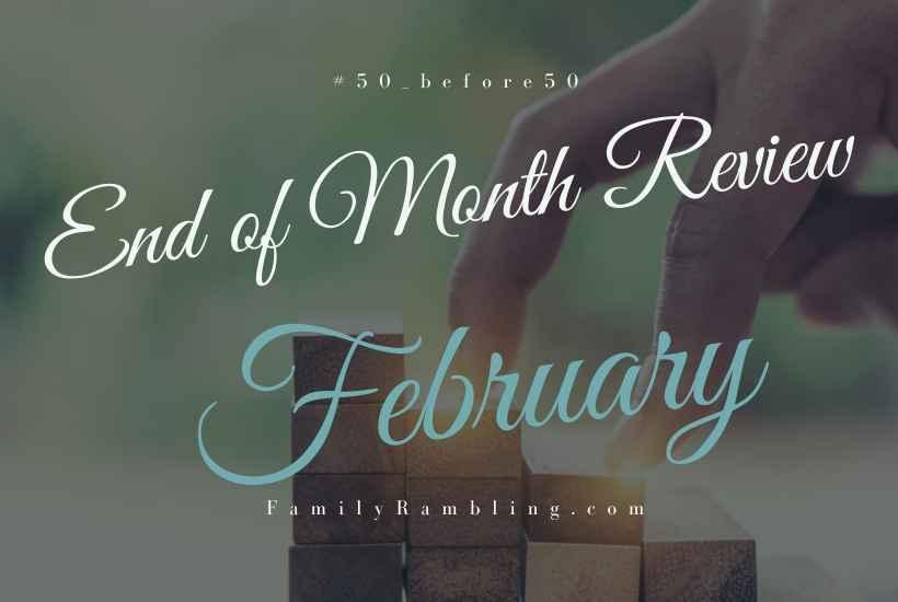 February #50_before50