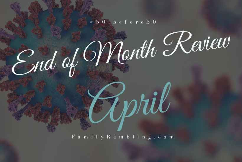 April goal review #50_before50