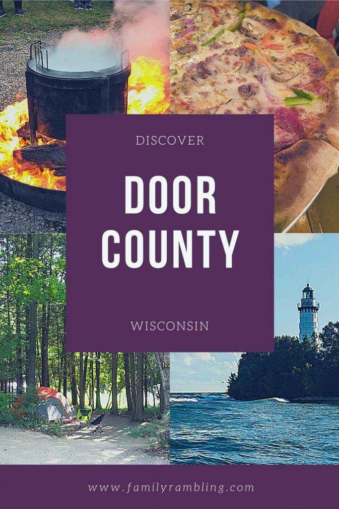 Door County Wisconsin activities