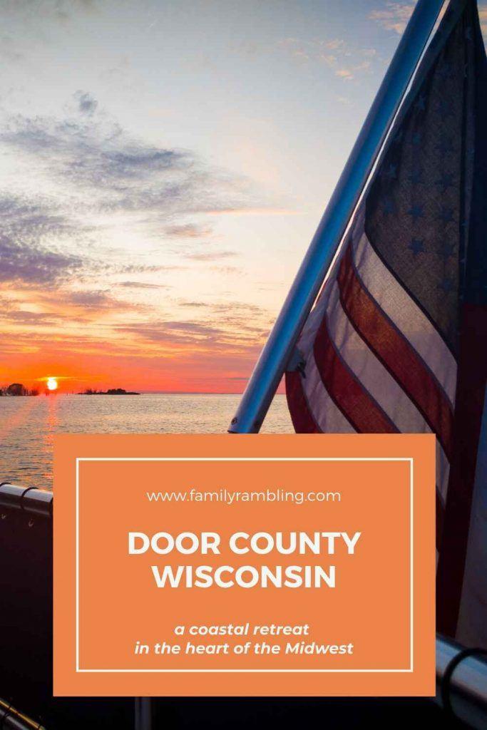 Lake Michigan sunset_Door County_Wisconsin