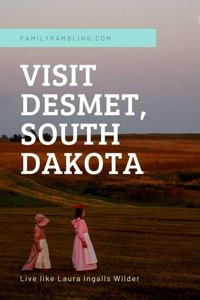 Ingalls Homestead, DeSmet, South Dakota