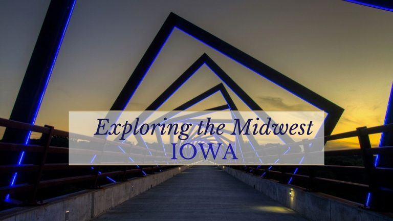 Travel Iowa | Exploring the Midwest Episode 2